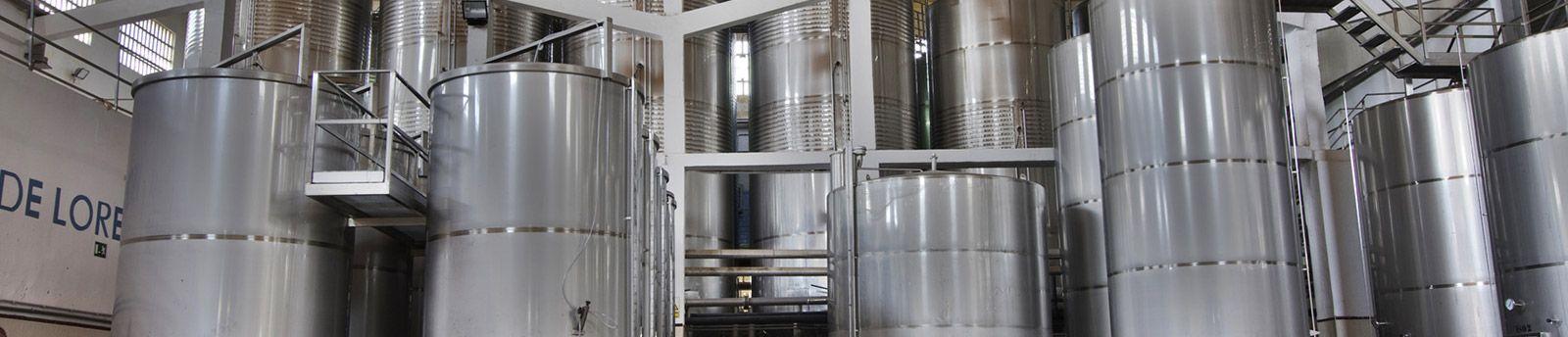 Wärmetauscher, Dampfkessel und Klärbecken - Industriereinigung Scheid